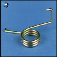 Custm torsion spring hinge