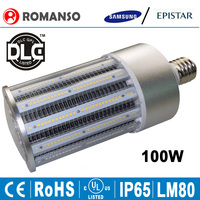 Factory price smd 2835 led corn light e39 e40 100w led bay bulb