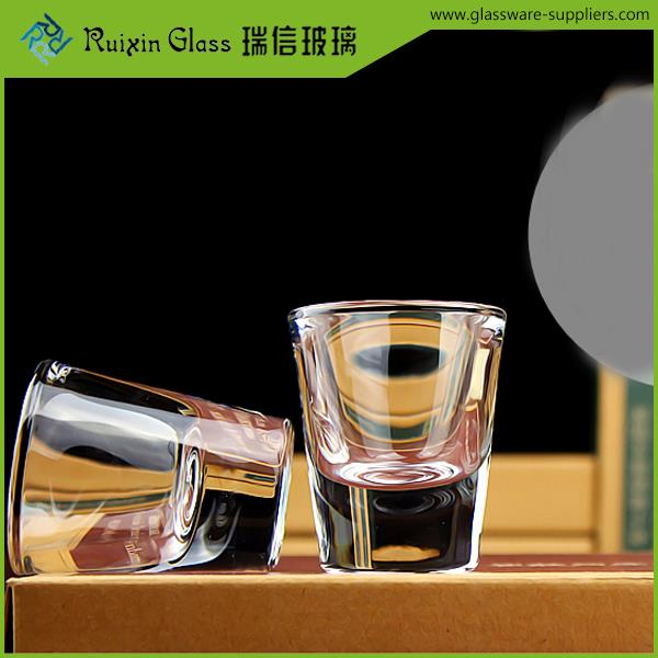 Custom tequila shot glass,small brandy glass for bar