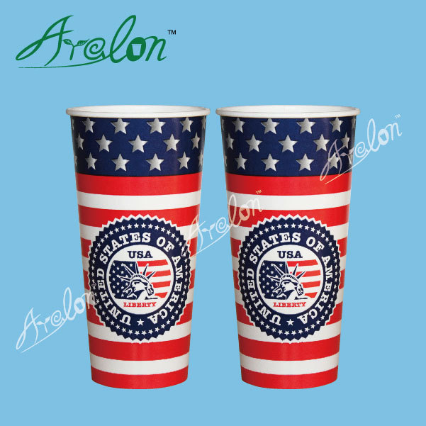 7oz paper cup coffee paper cup
