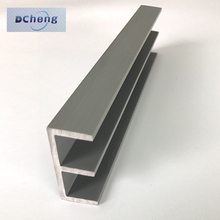 2017 best selling sound insulation shelf extrusion profile