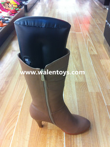 New Design PVC Inflatable boot insert shaper