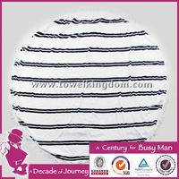 china low price round beach towel for kids promotional digital printed cotton beach towel
