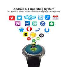 2016 Newest GPS Tracker Watch/ Wifi Android5.1 3G Smart Watch Phone