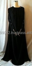 hot sale 2013 new design muslim abaya - Islamic Clothing Abaya's For Ladies