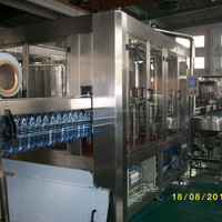 Automatic Small Carbonated Drink Filling Machine