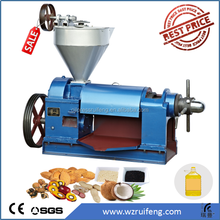 Factory Price sesame/coconut/groundnut oil making machine