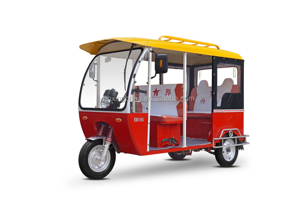High Quality Differential Motor Electric Tricycle for passenger