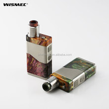 Wismec Newest Device Dual 18650/20700 Batteries Guillotine V2 RDA 250W E cigarette Kit Vapor WISMEC Luxotic NC