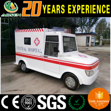 Electric ambulance car for sale
