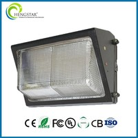 CE RoHs approved led wall light dlc led wall packs
