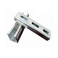 Galvanized Slotted Solar Panel Support Steel C Channel