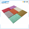 Soundproof decorative polyester fibre sound insulation materials For Hotel