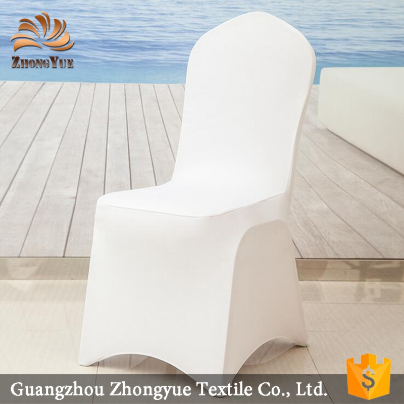 2016 hot sell spandex hotel chair cover, cheap chair cover