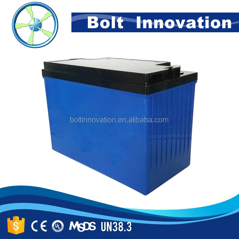 Deep cycle lithium ion solar storage batteries 24v 200ah