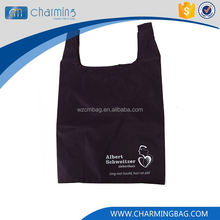 Top fashion excellent quality with good offer polyester folding shopping bag