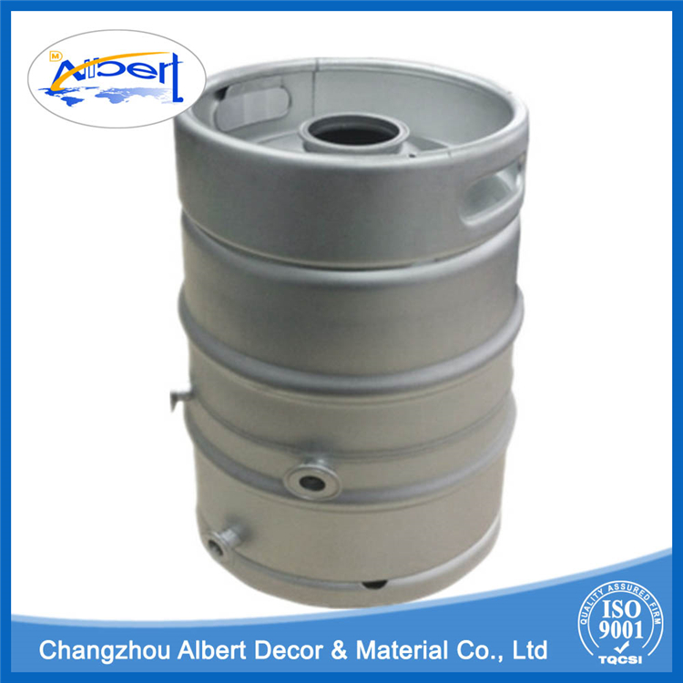 Manufacturer Supplier 20L Euro stainless steel beer kegs with spear