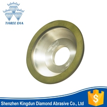 High-grade diamond v-shape grinding wheel