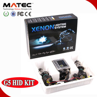 Popular G5 Mini HID XENON Kit Light 8000k Lifetime Cars Xenon H7