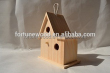Hot selling parrot bird house outdoor garden indoor bird house