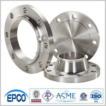 ANSI/DIN/UNI/BS/ISO/AS2129/EN 1092-1/GOST 12820-80 standard carbon steel pipe fitting forged blind flange
