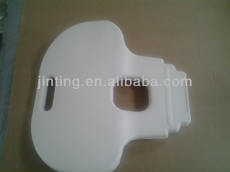 bathing chair,hospital bed side chair,plastic backboard
