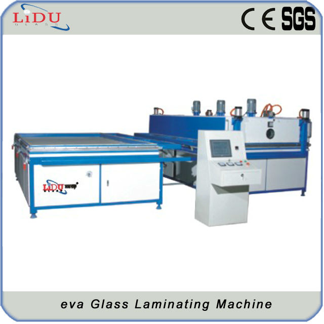 Hot sale EVA Glass Laminating Machine for laminated glass