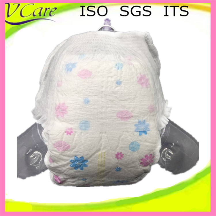 China supplier wholesale baby diaper plastic pants manufacturer