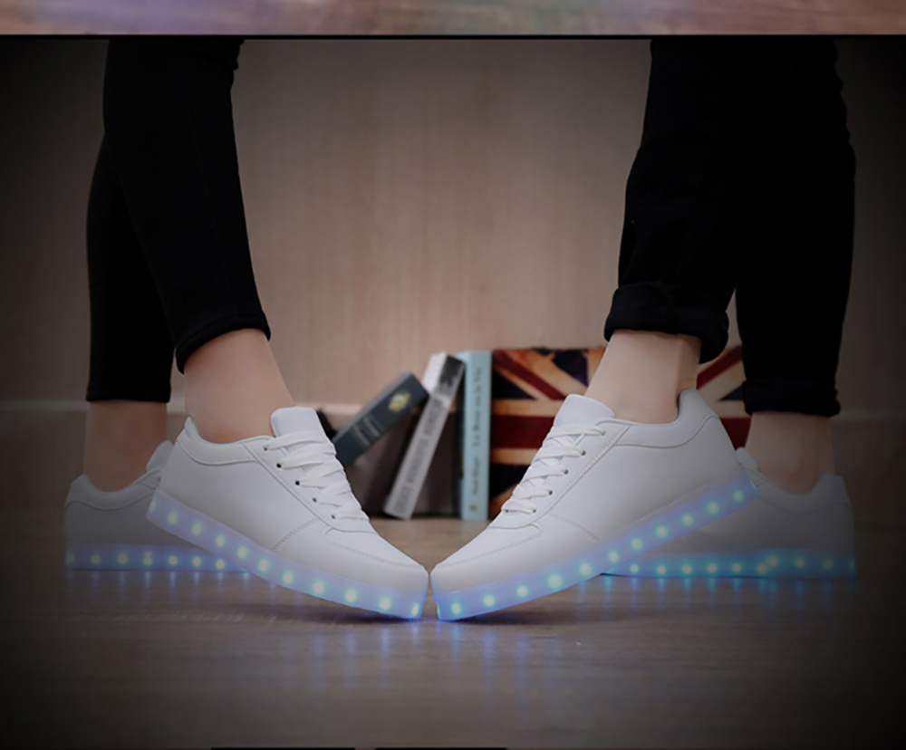 best selling products in europe 2016 led lighting up american ladies shoes