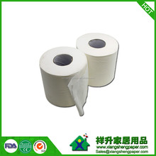 100% wood pulp toilet tissue Hot sel factory direct salel toilet tissue--recycled material Africa