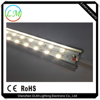 high brightness 95lm/W white waterproof slim led wall washer light outdoor