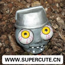 Creative Gift Vinyl bug-eyed Corpse anti stress wholesale toy from china