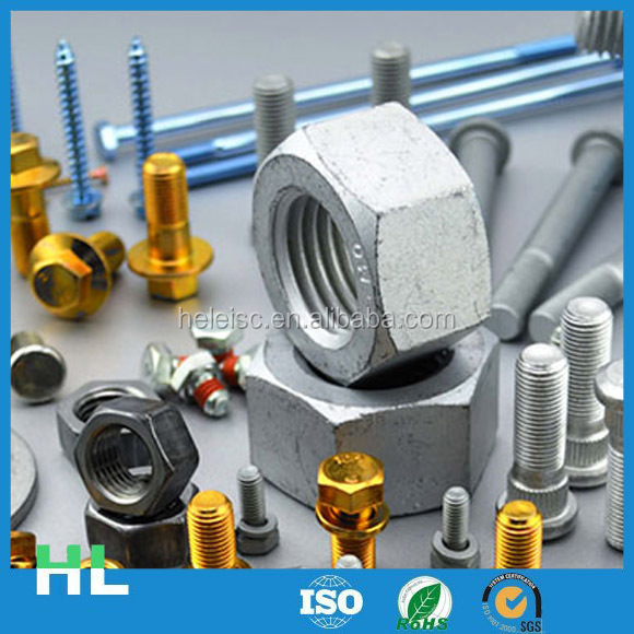 China manufacturer high quality external threaded round insert nut for plastic