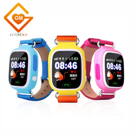 Kids GPS Tracking Watch Q90 Child GPS Watch Touch Screen Watches for Kids