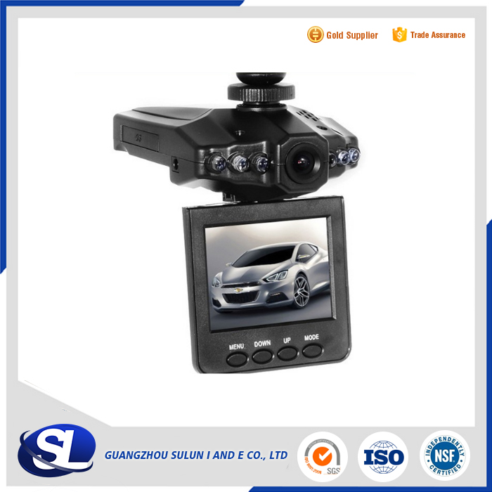 Cheapest Hot Car Dvr model H198 car dvr with 2.5 inch display LED Night Vision HD Car camera