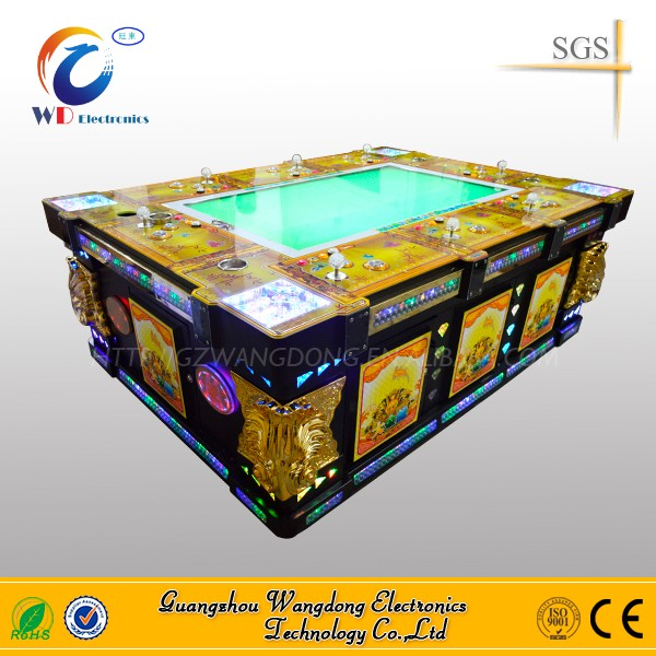 Factory outlet igs ocean king fish hunter arcade games for Ocean king fish game