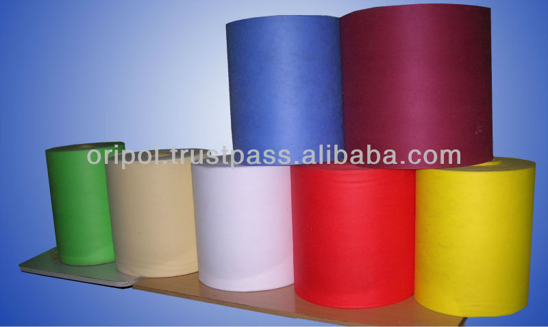 High quality PP SPUNBOND NON WOVEN FABRIC for making mattress,bag,packing,printing,bedding,geo textile etc