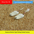 Free Samples !!! Hard Fishing Lure Metal Spoon Fishing Lure Machine