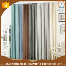 China factory wholesale cotton energy saving curtains