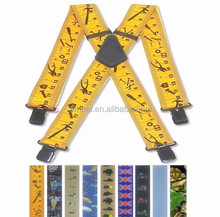Lederhosen Braces Suspenders hardware For Kids Men Women SC4203