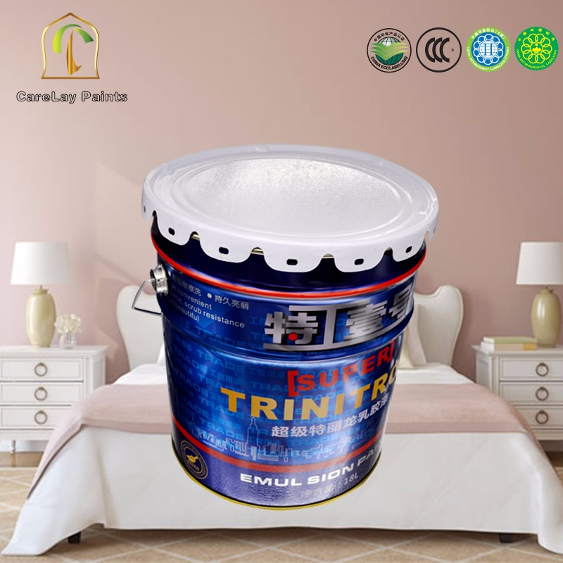 Whiteness special effect interior wall paint