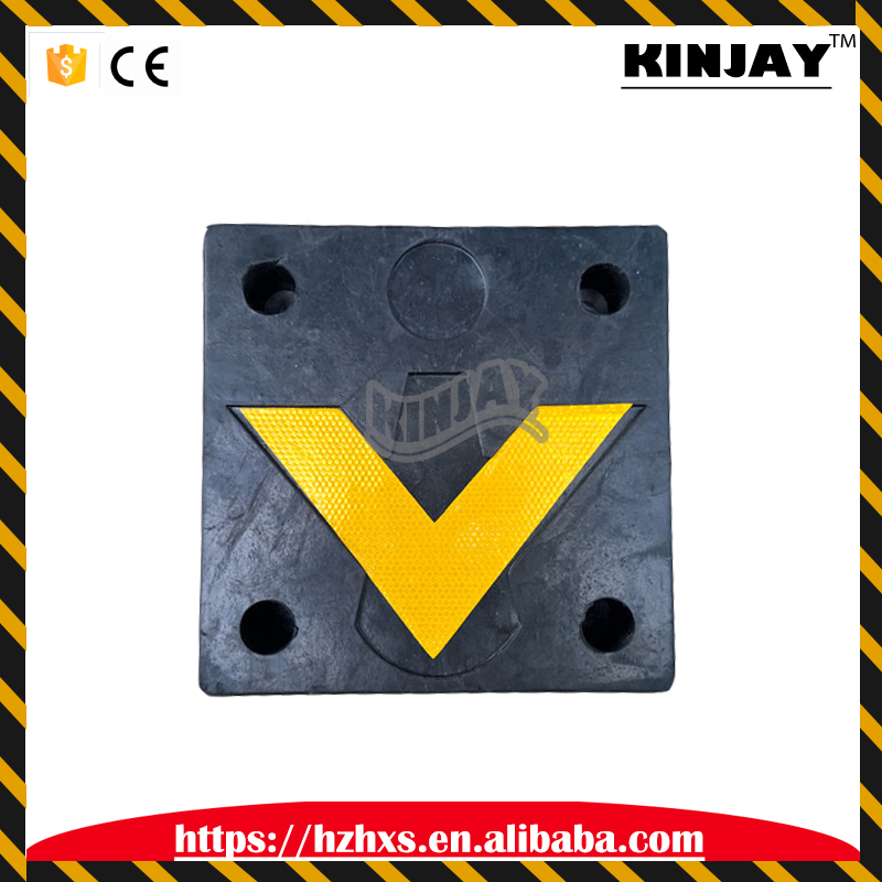 300 * 300 * 100mm High Quality Rubber Wall Guard