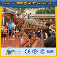 Cetnology high quality animated events activity mechanical dinosaur T-Rex costume