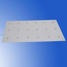 Bespoke sizes silicone coated Ip67 Waterproof LED panel, CC/CV powered