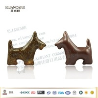 3g OEM Cute Doggie Shaped bath oil beads for children's gift
