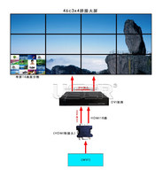 "Manufacture 42""mirror wall panel magic mirror advertising display hotel room equipment bathroom frames touch"