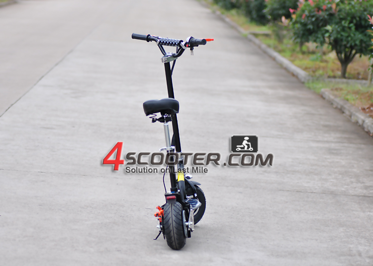 2017 new start electric scooter with easy detachable seat
