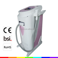 Super fast permanent diode laser hair removal / 808nm diode laser used by salon hair removal 810