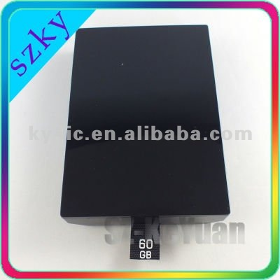60GB hard disk drive HDD for Slim XBOX360 game console