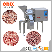 Easy Installation Hotsell Frozen Meat Cube Dicing Cutting Machine
